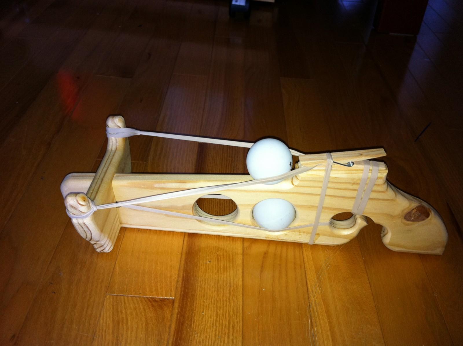 Ping Pong Ball Guns